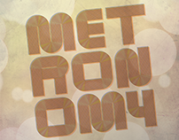 Fan made poster for Metronomy