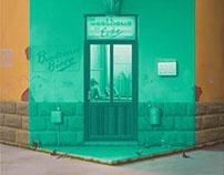 Doors and windows paintings