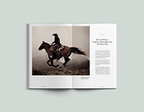 Rodeo Magazine Redesign
