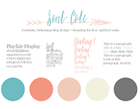 Soul + Code Branding