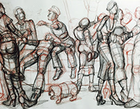 Drawing Foundation (Spring 2016)