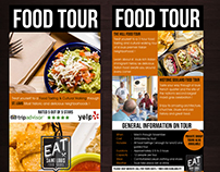Food Tour Ad/Flyer