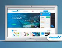 Website Vinaphone Selfcare
