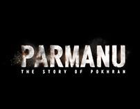 PARMANU (Movie logo) Pitch work