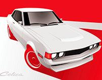 Toyota Celica '76