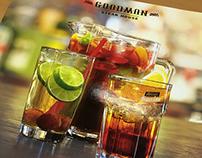 Летнее коктейльное меню стейк-хауса Goodman
