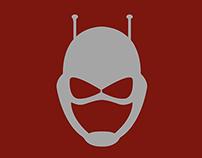Minimalist Superheroes #4