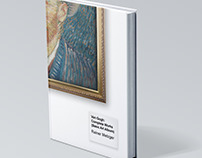 Van Gogh. Complete Works. Book cover Design.