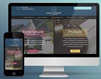 High Desert Lawyers Website Design & Development