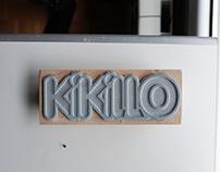 Kikillo logo stamp!