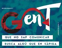 Campanya de comunicació GenT