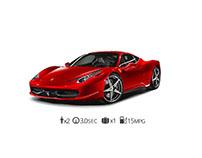 Ferrari rental LA