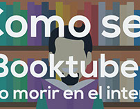 Como ser Booktuber y no morir en el intento