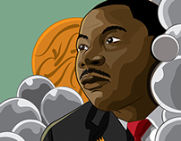 Tribute to  MLK