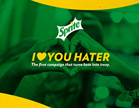 Sprite - I Love You Hater