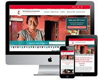 UMC Microfinance Website Design & Development
