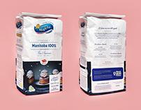 Le Farine Magiche - Packaging design