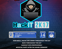 HackIT 2017 Hackathon by Garnes Labs
