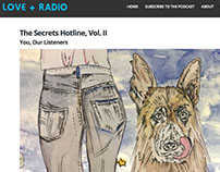 The Secrets Hotline, Vol. II by Love + Radio