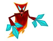 "[Game] ""WarTime"" prototype (Animated Demon Characters)"