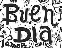 Buen Día. By Jo´