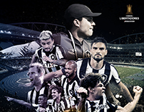 Botafogo F. R. - Poster A3 Download