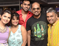Mr and Miss Spice: Arun Venkatraman Birthday Party