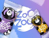 Шоколадные драже ZooZoo