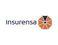 Corporate Identity - Insurensa Insurance