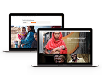World Vision Responsive Web