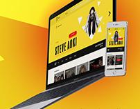 ETicket - website