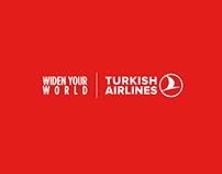 Turkish Airlines Social Media UAE