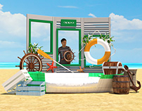 OPPO Summer Campaign