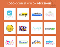 Contest Winning Logo Designs Portfolio