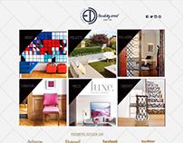 ENDGERG DESIGN WEB PROPORSAL