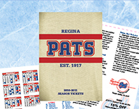 Regina Pats Season Tickets