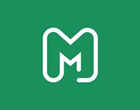 Логотип для Megamaster.kz