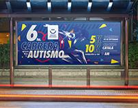 6ta Carrera por el Autismo