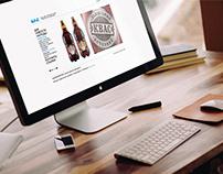 Сайт дизайн-студии «ДНК» (Николай Коваленко)