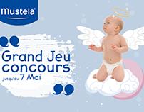 Mustela - Grand Jeu Concours