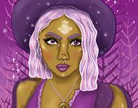 Purple Witch - December 2017
