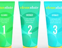 Clean Slate skin care