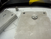 Clock Body: Kinetic Sculpture III Process