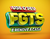 LW Eletro - Campanha - FGTS