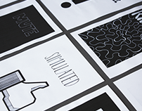Zine: Daniel Libeskind's Seventeen Words of Inspiration