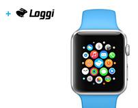 Loggi for Apple Watch