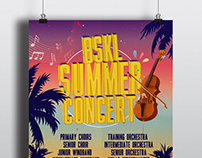 British International School KL - Summer Concert