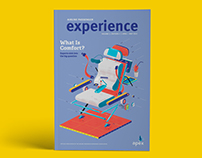 Cover illustration Apex Experience Mag 2017