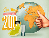 JOSE CUERVO - 200 YEARS SPOT