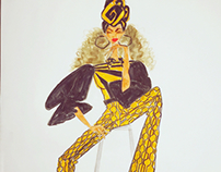 Chic Pose Series : BeyHive